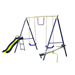 Heavy Duty Metal Swing Sets China First Play Equipment Wholesale