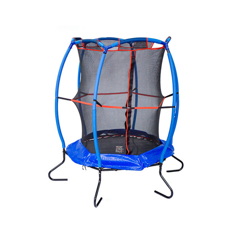 Safest Kid Small Trampolines With Enclosure Manufacturer
